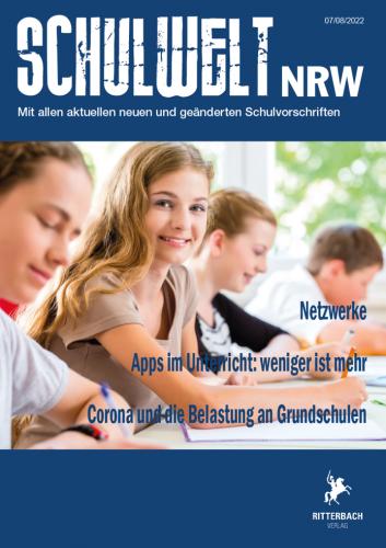 Zeitschrift SCHULWELT NRW (inkl. Schulvorschriften NRW)