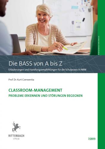Classroom-Management: Probleme erkennen und Störungen begegnen