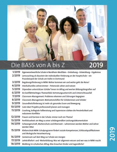 Die BASS von A bis Z: Jahrgang 2019