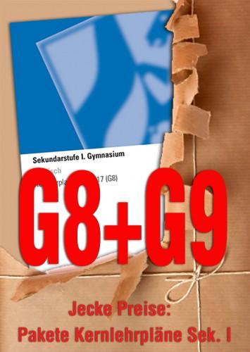 Jecke Preise sichern: alle Kernlehrpläne für G8 und G9!