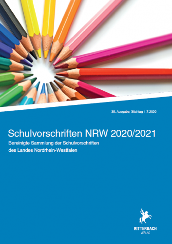 Schulvorschriften NRW 2020/2021