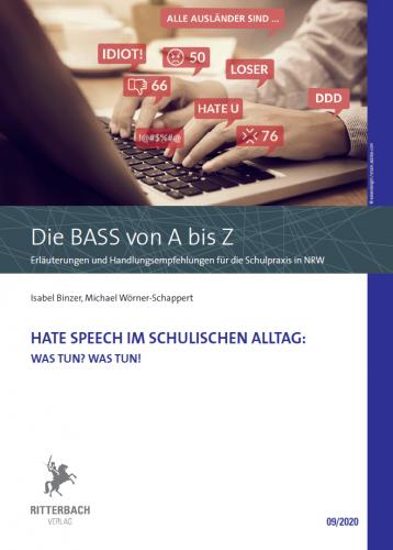 Hate Speech im schulischen Alltag: Was tun? Was tun!