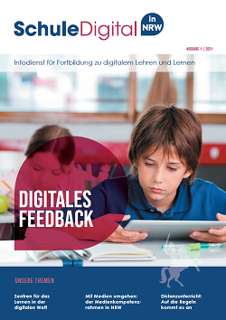 SchuleDigital in NRW: Print-Informationsdienst