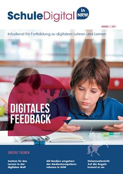 SchuleDigital in NRW: Print-Informationsdienst