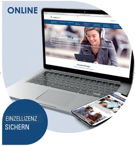 SchuleDigital: Jahres-Einzellizenz (online)