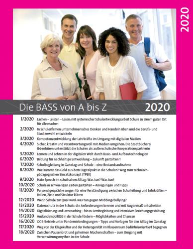 Die BASS von A bis Z: Jahrgang 2020