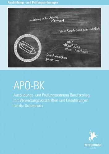 Ausbildungs- und Prüfungsordnung Berufskolleg (APO-BK)