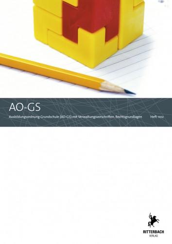 Ausbildungsordnung Grundschule (AO-GS)