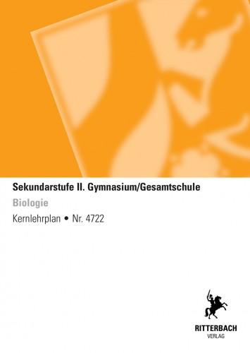 Biologie - Kernlehrplan, Gymnasium/Gesamtschule, Sek II