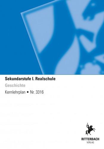 Geschichte - Kernlehrplan, Realschule