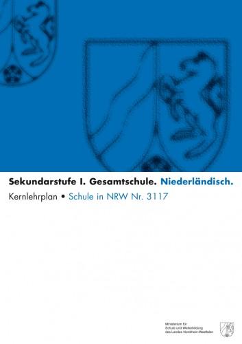 Niederländisch - Kernlehrplan, Gesamtschule, Sek I