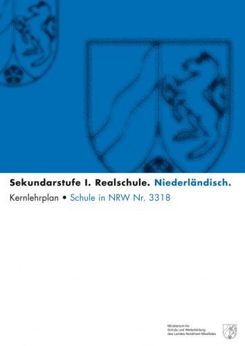Niederländisch - Kernlehrplan, Realschule