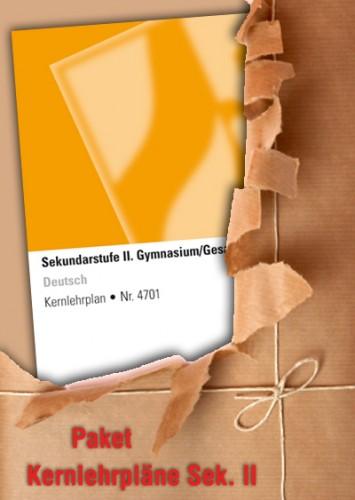 Paket: Kernlehrpläne Sekundarstufe II