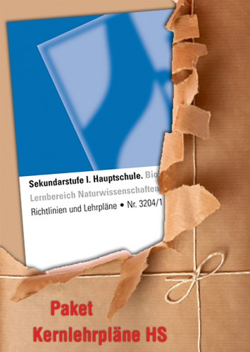 Paket: Kernlehrpläne Hauptschule