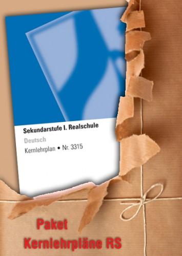 Paket: Kernlehrpläne Realschule