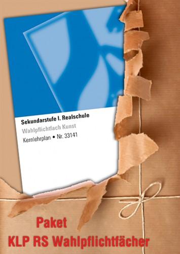Paket: Kernlehrpläne Realschule Wahlpflichtfächer