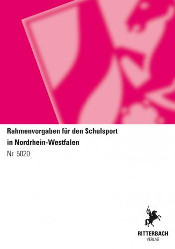 Rahmenvorgaben für den Schulsport in NRW