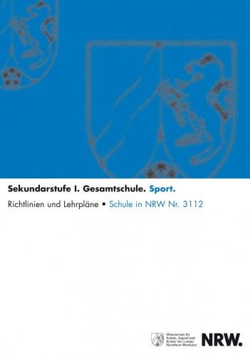 Sport - Kernlehrplan, Gesamtschule, Sek I