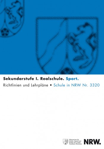 Sport - Kernlehrplan, Realschule