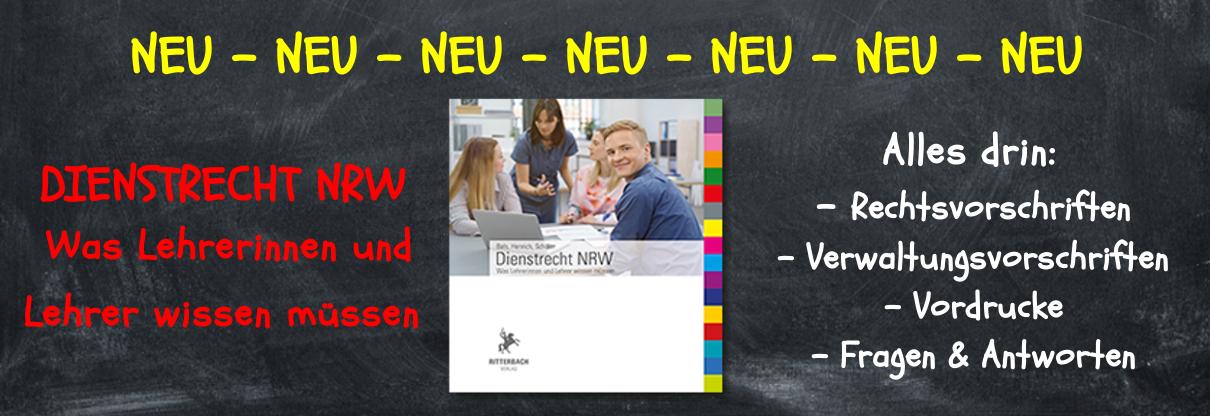 Dienstrecht NRW