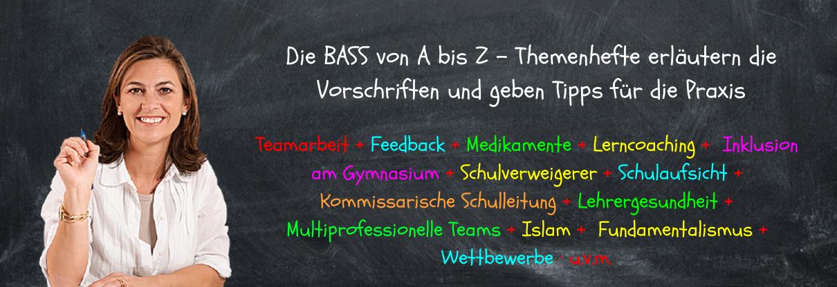 Die BASS von A bis Z